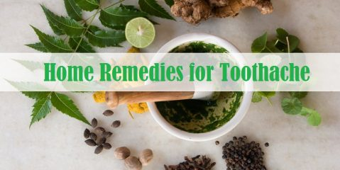 Home Remedy For Your Toothache