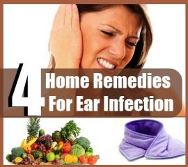 Home Remedy For An Ear Infection
