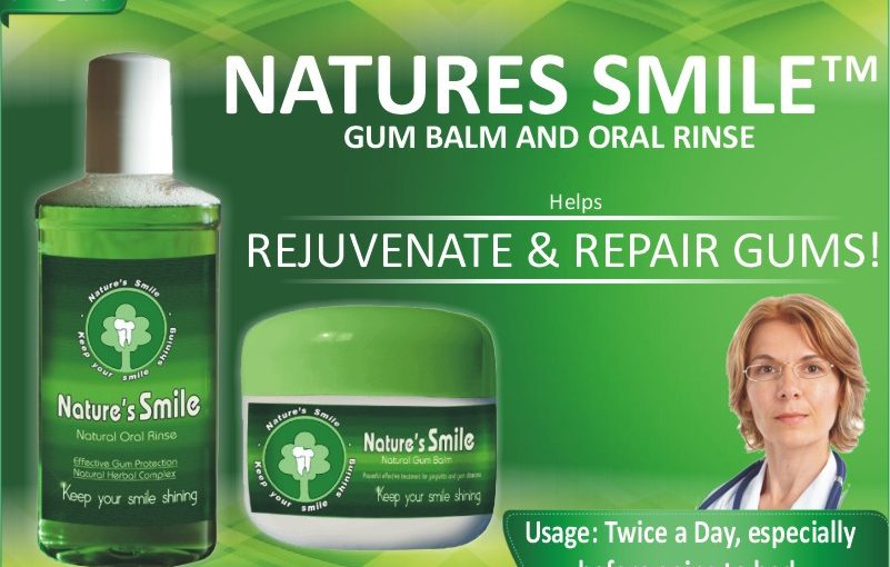 Natural Mouthwash For Oral Hygiene